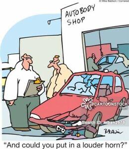 Auto body repairs & Detailing