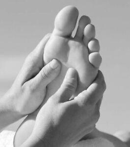 Soins des pieds aux aînés à domicile