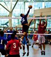 Men's Pickup Volleyball