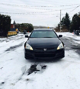 2004 Honda Accord coupe premium package fully loaded