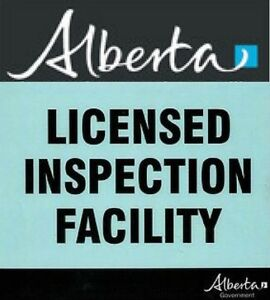 Out of Province Inspection: $74.95 Only