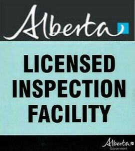 $99.95 - Out of Province Inspection