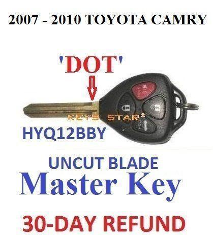 toyota camry key keyless entry remote fob ebay. Black Bedroom Furniture Sets. Home Design Ideas