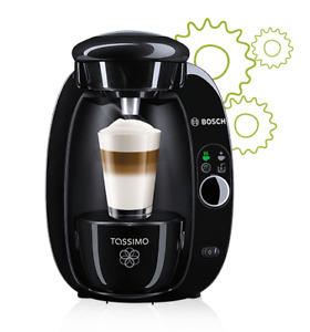TASSIMO BOSCH CAFETIERE