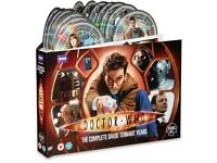 Doctor Who : The Complete David Tennant Years - 26 DVDs Brand New & Factory Sealed RRP £99.99