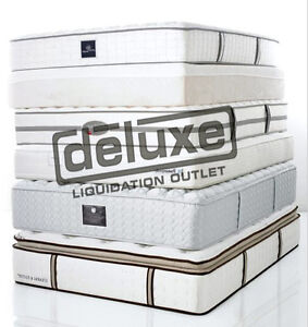 HIGH END LUXURY CANADA MADE ALL SIZE & STYLES MATTRESSES 85%off