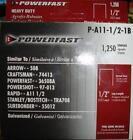 Powerfast Staples