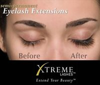 ❉ Xtreme Lashes certified stylist ❉