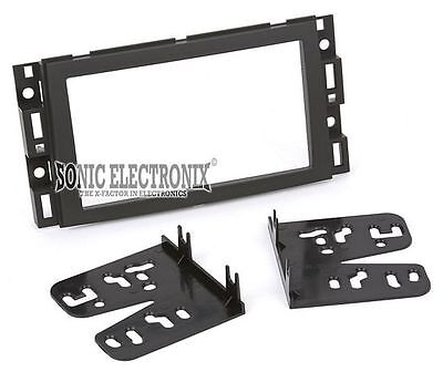 Metra 95-3305 Double DIN Installation Dash Kit for 2006-up Chevrolet/GM Vehicles
