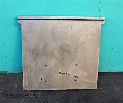 Industrial T-slot Metal Angle Plate 22.5 X 23 Table