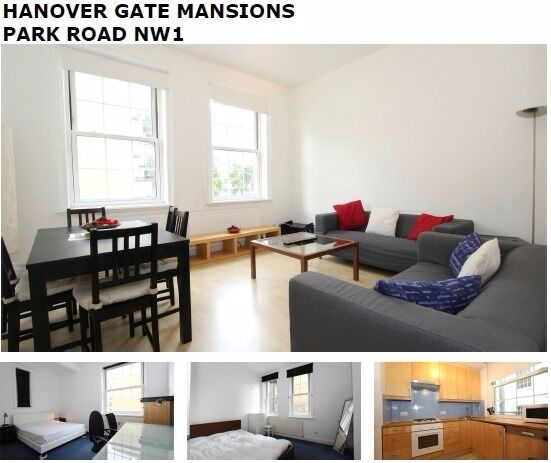 2 bed Apartment park rd Marylebone nw1
