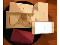 Apple i phone 6 Silver ~ 64 gb Excellent condition