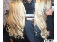 Nano ring hair extensions Kent special price for November!