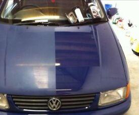 Polishing & valet cars