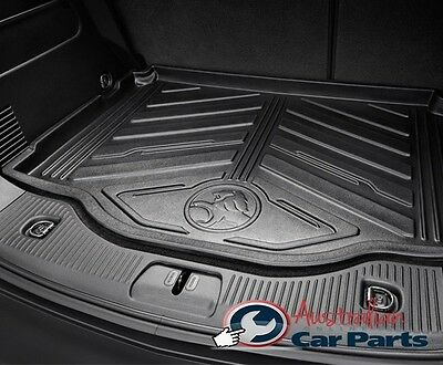 HOLDEN TRAX Cargo Mat Boot Cover TRAY Genuine All Weather 2013 2015 95352484