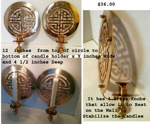 Assorted Oil Lamps and Candle Holders  ---H8Z1W9--- West Island Greater Montréal image 6