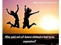 French au pairs available for short and long-term placements