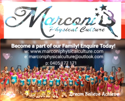 MARCONI PHYSICAL CULTURE & DANCE