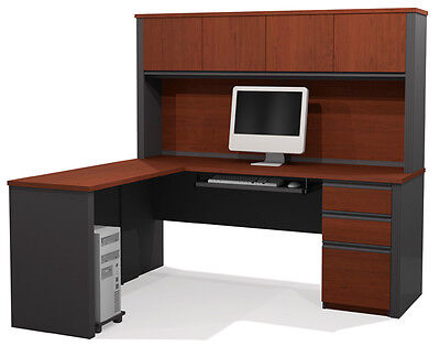 L Desk With Hutch Owner S Guide To Business And