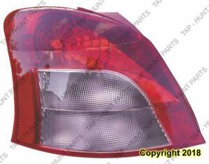 Tail Lamp Driver Side Hatchback High Quality Toyota Yaris 2007-2008