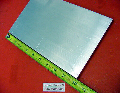 38 X 6 Aluminum 6061 T6511 Flat Bar 10 Long .375 Solid Plate Mill Stock