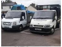 MAN AND VAN , ALL DOMESTIC COMMERCIAL RUBBISH REMOVED WE ALSO OFFER ANY TYPE OF HOUSE MOVES