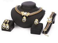 Beautiful 18k gold Jewellery set