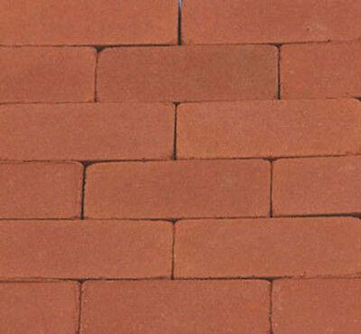 Pack of 50 Dollhouse Miniature/Fairy Garden Common/Rectangular Bricks #IM66451