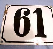 Alte Hausnummer
