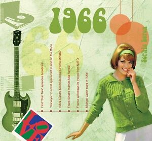 A Time to Remember CD Card 1966[new]