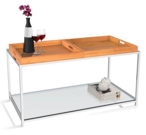 Coffee Table Tray Ebay: Beach Coffee Table