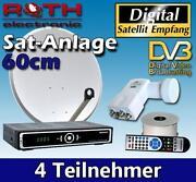 Digitale Satellitenanlage