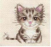 Counted Cross Stitch Kits Cats