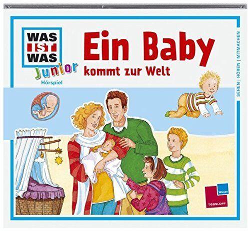 CD * WAS IST WAS JUNIOR - FOLGE 15 - EIN BABY KOMMT ZUR WELT # NEU OVP !