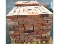 Reclaimed Cheshire bricks delivery large quantity