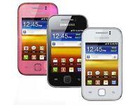Samsung Galaxy Y (Unlocked) Smartphone
