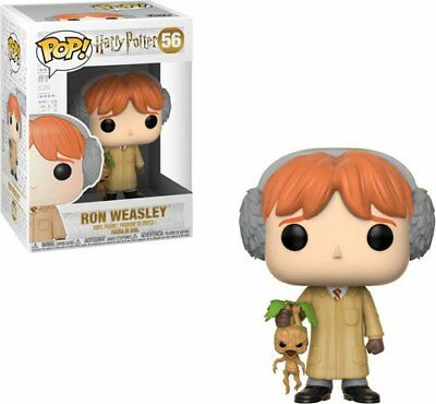 Funko Pop MV Harry Potter Ron Weasley (Herbology) 56 29501