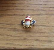 Patriotic Brooch
