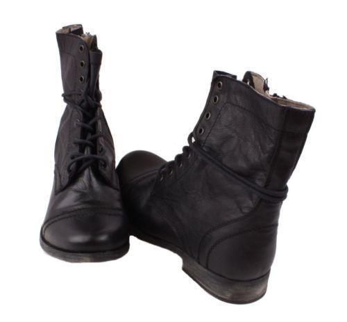 mens black boots size 12 ebay