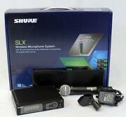 Shure Wireless Microphone UHF