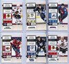 Contenders 2010-11 Season Lot Ice Hockey Trading Cards