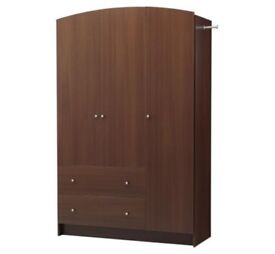 Ikea Ramberg Wardrobe Chest of Draws and Bedside Table - Bedroom Furniture