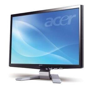 Acer P223W 22-inch Widescreen Crystalbrite TFT Monitor