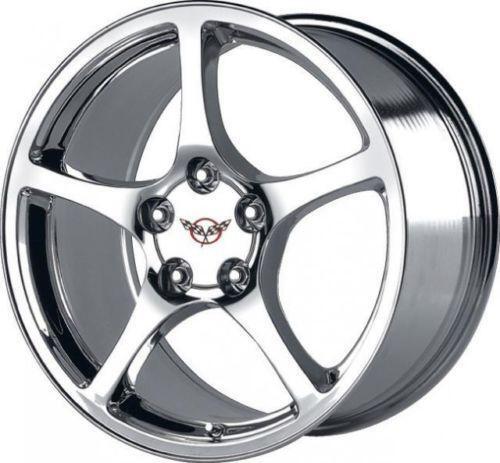 C5 Corvette Wheels 17 18 Ebay