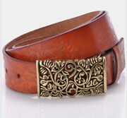 Women Real Leather Belt