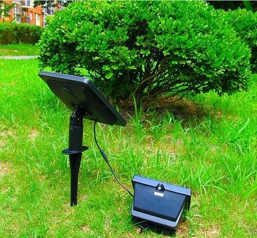 Solar Lights Za: Outdoor Solar Powered 54 LED Spotlight Lamp Garden Pool