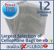 A5 Cellophane Bags