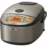 Zojirushi NP-HCC10XH Induction Heating System Rice Cooker and Warmer 5 CUP NEW
