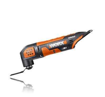 WORX WX682L 20V PowerShare Cordless Oscillating Multi-Tool Kit  - Tool Only