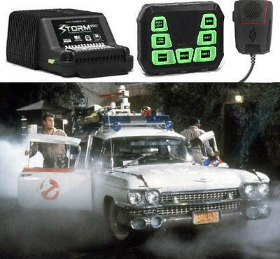 Feniex Storm 100w Ecto1 Siren With Feniex 4200 Mini Controller USA